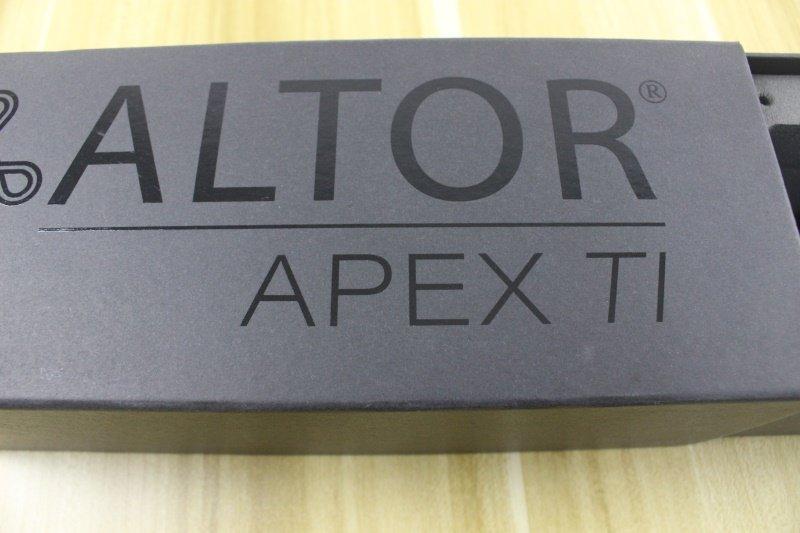Altor packaging box UV
