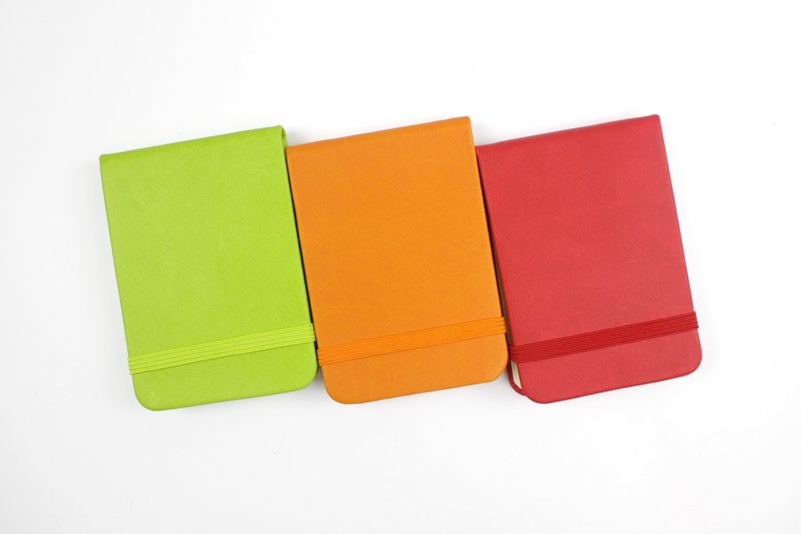 A7 PU Leather Cover notebook