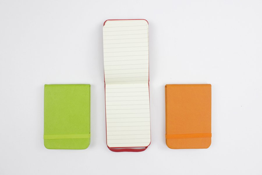 A7 PU Leather Cover notebook inside
