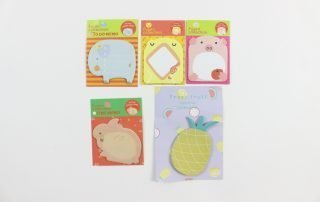 Custom Sticky notes with different shape