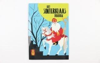 Custom sticker book ( the sinterklaas doeboek)