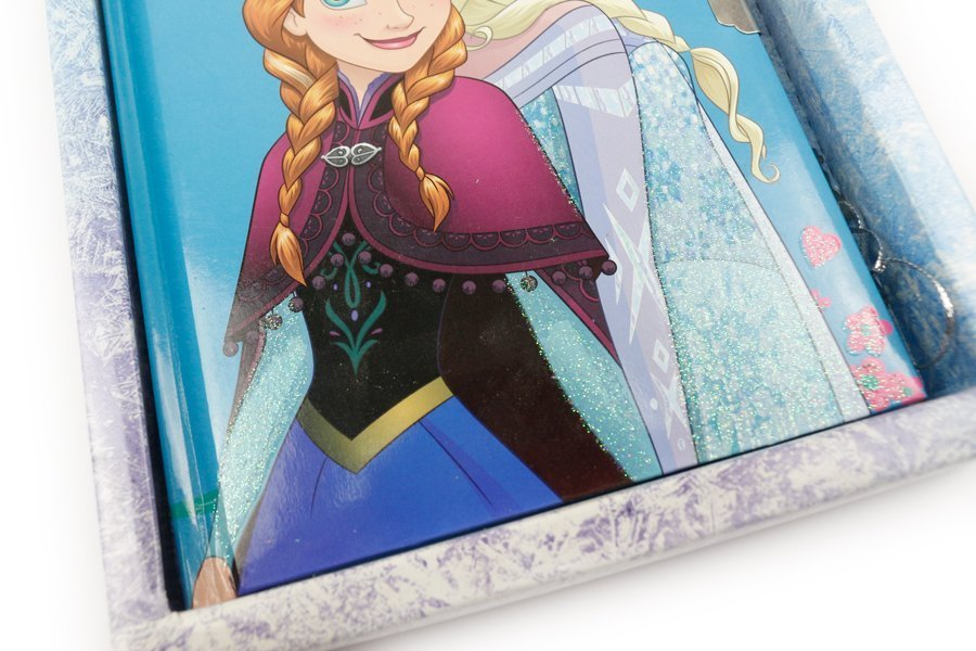 Disney Frozen Notebook with lock