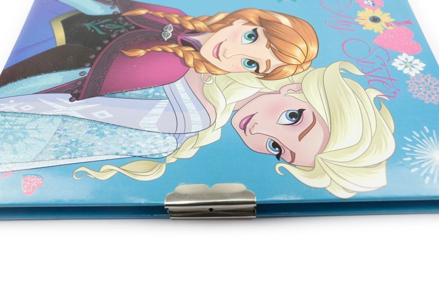 Disney Frozen Notebooks with lock and key (2)