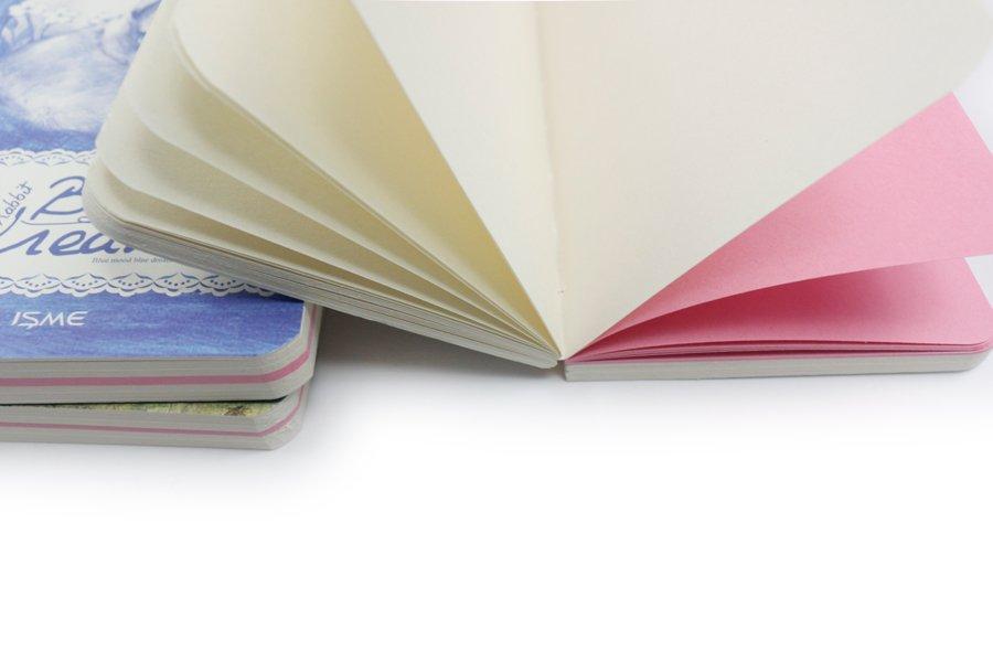 Exposed Spine Binding Notebooks (2)