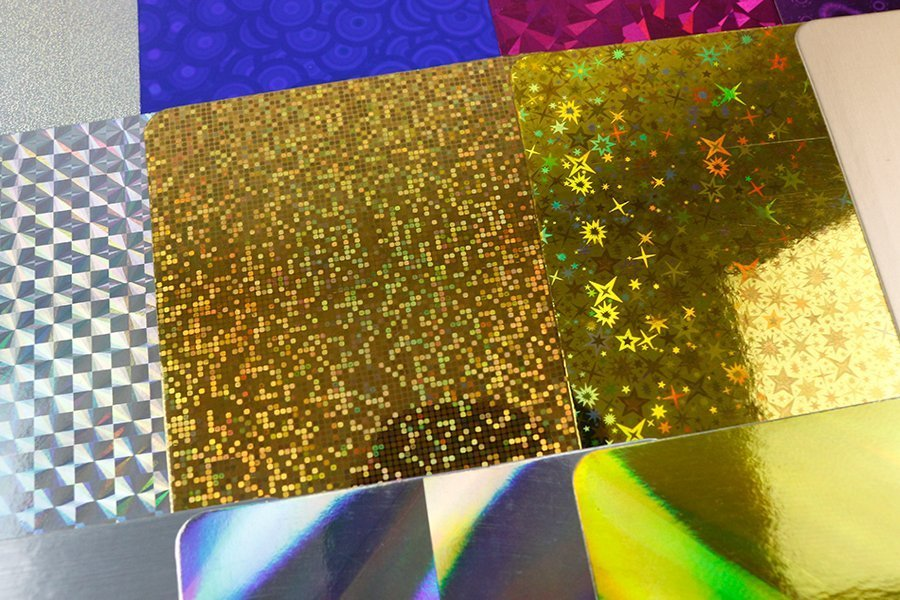 Glossy Gold Paper,