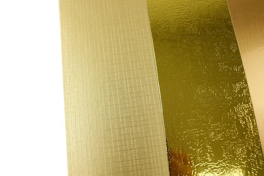 Gold Paper, Silver