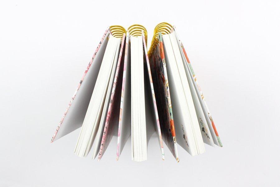 Hardcover Spiral Notebook & Journal custom