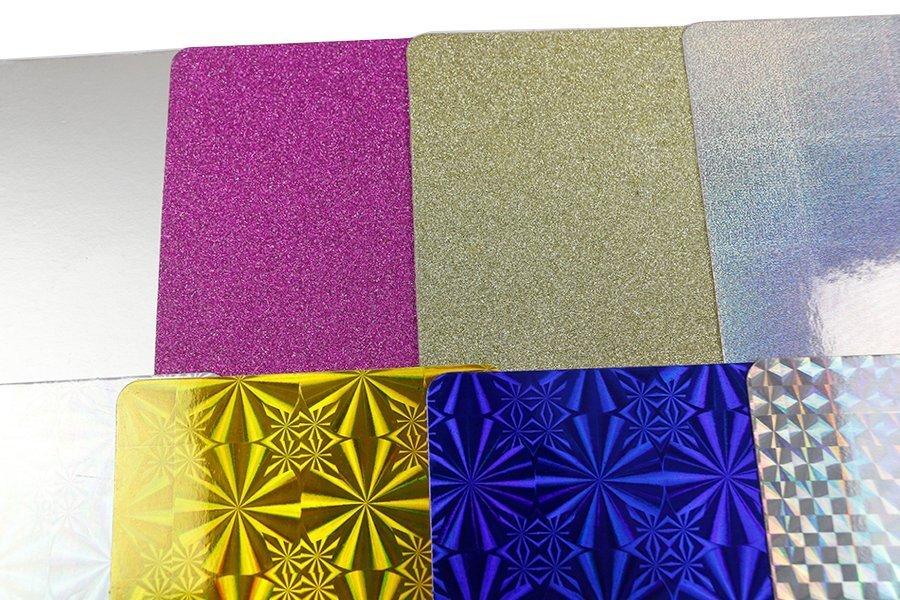 The Glitter Paper